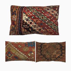 Vintage Kilim Carpet Cushion Cover 60x40cm
