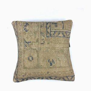 Vintage Turkish Persian Moroccan Bohemian Carpet Cushion Cover