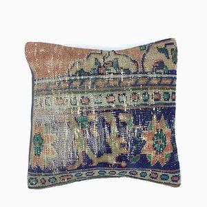 Housse de Coussin Tapis Bohemien Vintage, Perse, Maroc