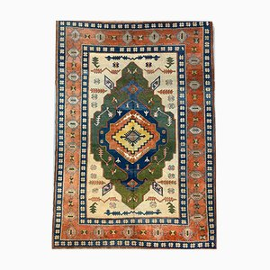 Vintage Turkish Wool Handmade Rug 350x250 cm