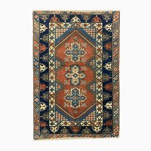 Türkischer Vintage Stammblumen Teppich 175x118 cm