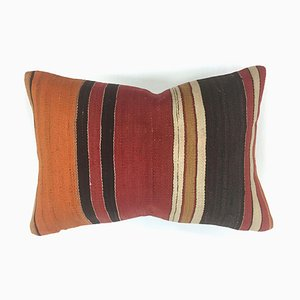 Vintage Turkish Moroccan Style Kilim Cushion Cover