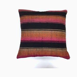 Vintage Turkish Moroccan Handmade Kilim Cushion Cover
