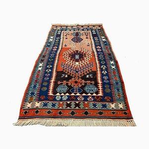 Tapis Kilim Vintage Taille Moyenne, Turquie, 177x104 cm