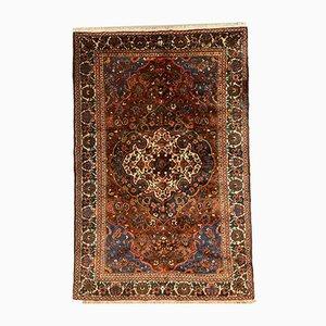 Vintage Traditional Handmade Wool Rug 345x221 cm