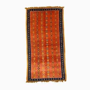 Vintage Moroccan Tazenacht Berber Tribal Rug 284x150 cm
