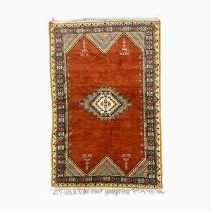 Vintage Moroccan Tazenacht Berber Tribal Rug 245x155 cm