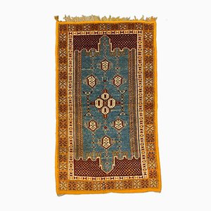 Vintage Moroccan Tazenacht Berber Tribal Rug 250 x 146 cm