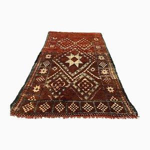 Vintage Moroccan Tazenacht Berber Tribal Rug 255x170 cm