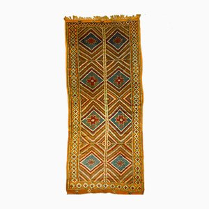 Vintage Moroccan Tazenacht Berber Tribal Rug 345x150 cm