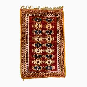 Vintage Moroccan Tazenacht Berber Tribal Rug 200 x 133 cm