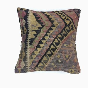 Vintage Moroccan Style Kilim Cushion Cover