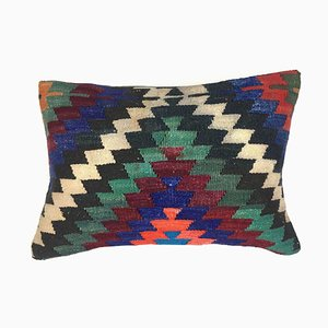 Vintage Turkish Moroccan Kilim Cushion Cover