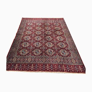 Vintage Turkish Double Sided Tribal Rug 175x132cm