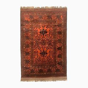Vintage Afghan Ersari Khal Mohammadi Khan Rug 200x130 cm