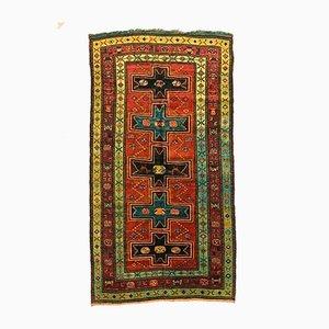Vintage Caucasian Kazak Rug 290x155 cm