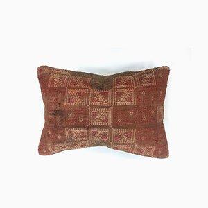 Vintage Turkish Moroccan Kilim Cushion Cover