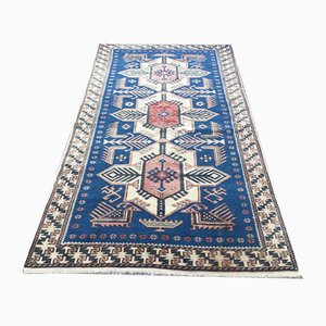 Vintage Middle East Turkish Shirvan Country Home Tribal Rug