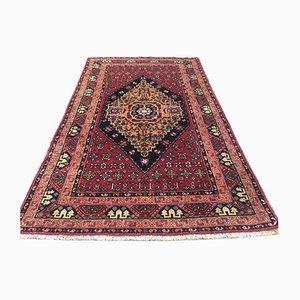 Vintage Middle East Turkish Azeri Tribal USSR Rug