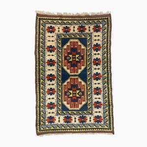Tapis Kazak Tribal Oriental Vintage Tissé Main, Turquie