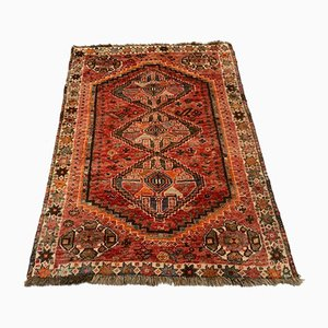Vintage Wool Country Home Tribal Rug