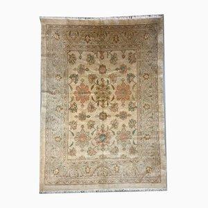 Vintage Sultanabad Handmade Wool Chobi Rug