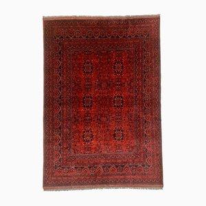 Vintage Tribal Khal Mohammadi Afghan Rug