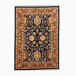 Large Vintage Afghan Wool Kazak Chobi Rug