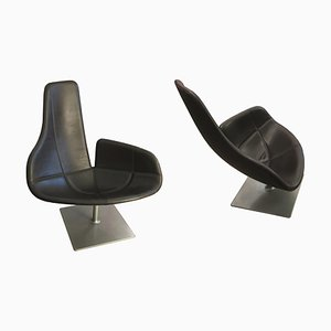 Fjord Armlehnstühle von Patricia Urquiola für Moroso, 2002, 2er Set