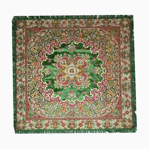 Antique Afghan Colored Silk Tapestry