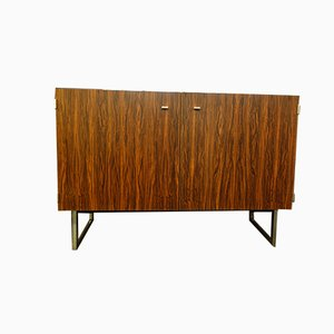 Vintage Chrome Sideboard, 1970s