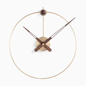 Micro Anda G Clock by Jose Maria Reina for Nomon