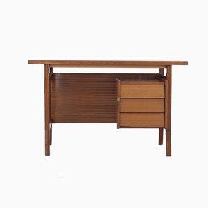 Italian Desk by Gio Ponti / Scirolli, 1960s