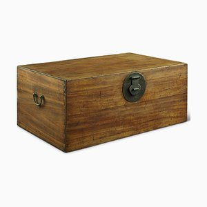Antique Chinese Camphor Chest