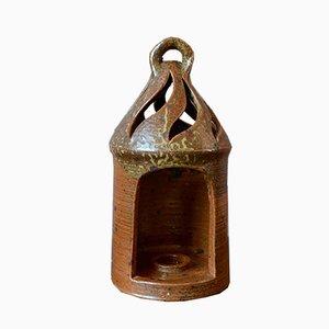 Stoneware Lantern by André Bodin, 1960s