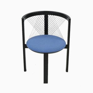 Mid-Century String Chairs by Niels Jørgen Haugesen for Tranekær Furniture, Set of 4