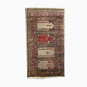 Kayseri Silk Rug, 1960s