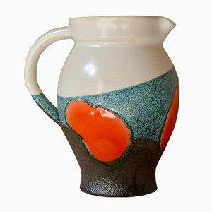 Ceramic Pitcher by Fernand Elchinger, 1960s