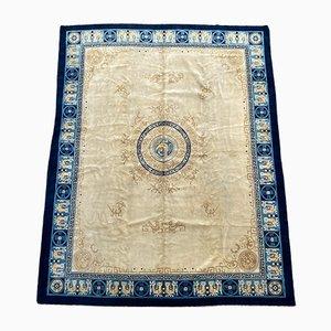 Vintage Chinese rug, 1960s