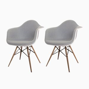 DAW Armchairs by Charles & Ray Eames, 2019, Set of 2