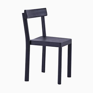 Galta Black Oak Chair by SCMP Design Office
