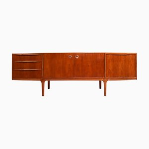 Mid-Century Scottish Teak Credenza by A.H. McIntosh, 1960s