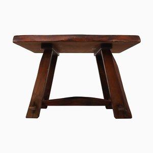 Grande Table Sculpturale Robust par Olavi Hanninen pour Mikko Nupponen, 1950s