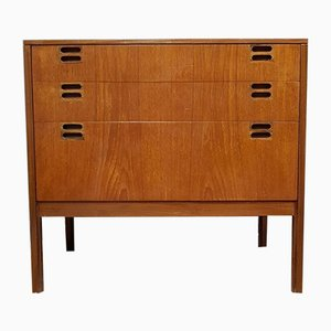 Mid-Century Teak Danish Chest of Drawers
