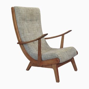 Mid-Century Dutch Lounge Chair