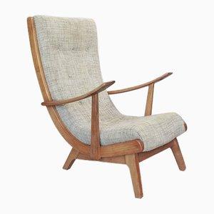 Mid-Century Dutch Lounge Chair