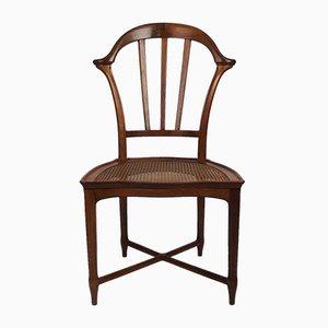 Antiker Jugendstil Stuhl von Charles Plumet