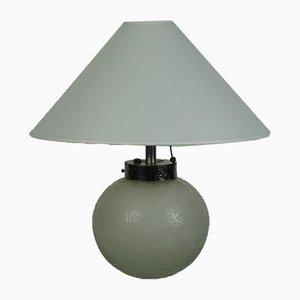 Lampe de Bureau Art Déco Vintage par Daum