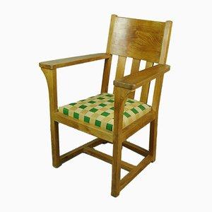 Vintage Art & Craft Style Armchair