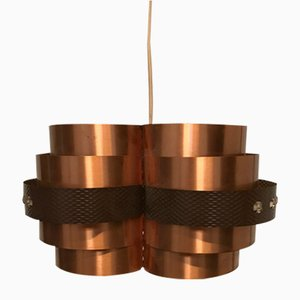 Ceiling Lamp by Werner Schou for Coronell Elektro, 1960s